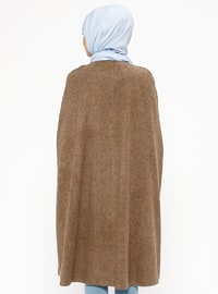 Minc - Crew neck - Unlined - Cotton - Poncho
