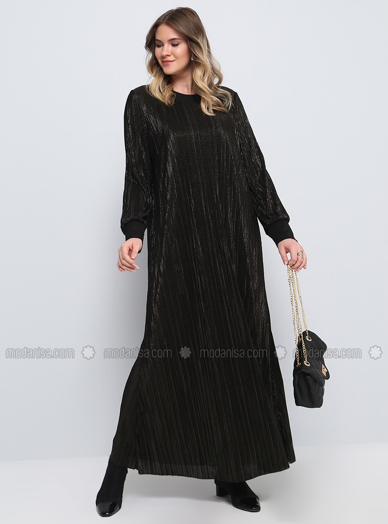 46e9ba7931d ... Muslim Plus Size Evening Dress. Fotoğrafı büyütmek için tıklayın