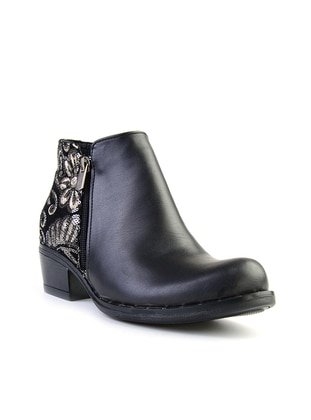 Black – Boot – Boots – Bambi