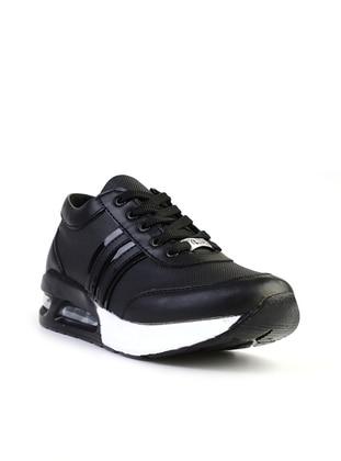 Black – Sport – Sports Shoes – Bambi