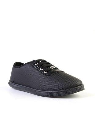 Spor Ayakkabı - Siyah - Bambi Ürün Resmi