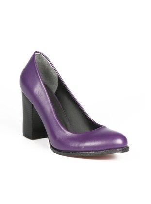 Purple - High Heel - Shoes
