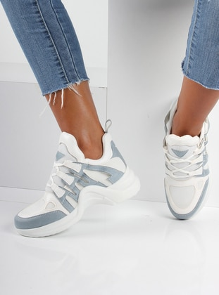 Baby Blue – Sport – Sports Shoes – Inan Ayakkabi