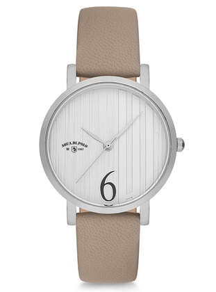 Beige – Watch – Aqua Di Polo 1987