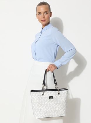 White - Shoulder Bags - Pierre Cardin