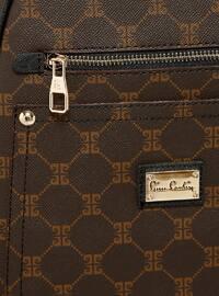 Brown - Backpacks - Pierre Cardin