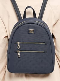 Navy Blue - Backpacks - Pierre Cardin