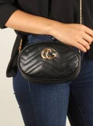 Black - Clutch Bags / Handbags - Luwwe