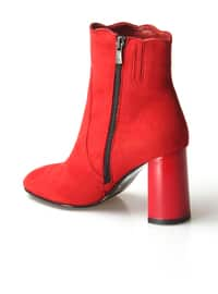 Red - Boot - Boots