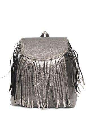 Bagmori Sırt Çantası - Gümüş