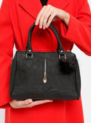 Vip moda Omuz Çantası - Siyah
