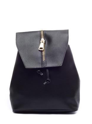 Vip moda Sırt Çantası - Siyah