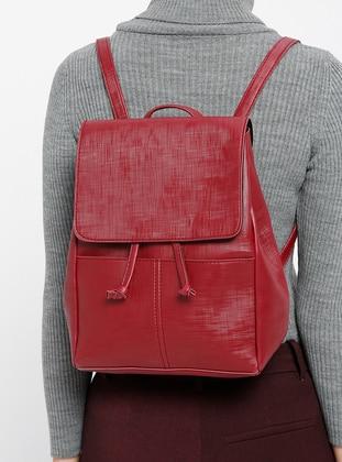 Vip moda Sırt Çantası - Bordo
