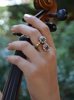 Brown - Ring