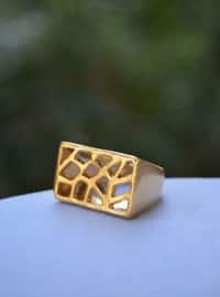 Golden tone - Ring