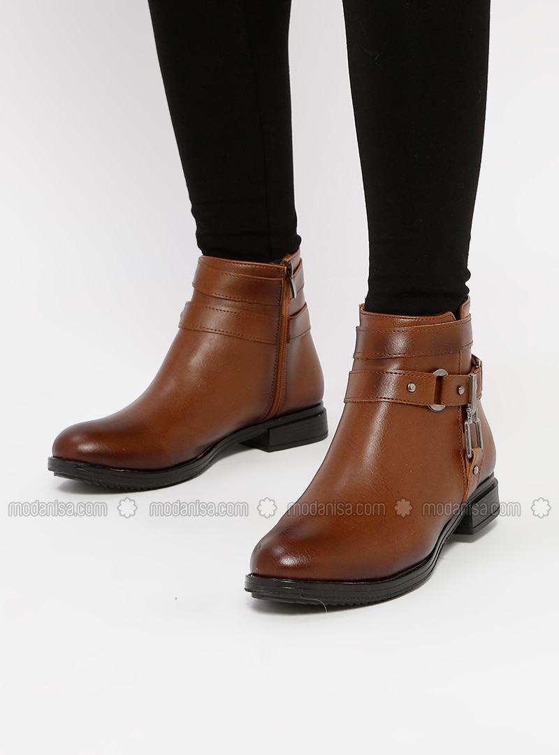 Best Artificial Leather boots for women