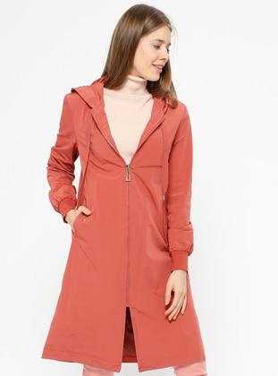 Dusty Rose - Fully Lined - Topcoat