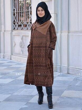 Minc - Multi - Wool Blend - Acrylic - Cardigan