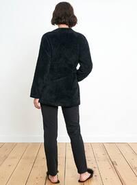 Black - Morning Robe