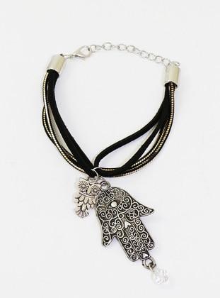 Black – Bracelet – Takistir Bijuteri