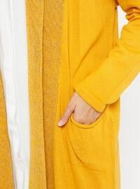 Mustard -  - Cardigan