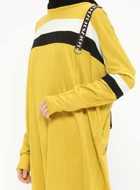 Yellow - Unlined - Suit