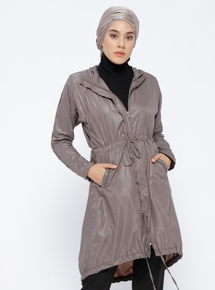 Minc - Unlined - Polo neck - Topcoat