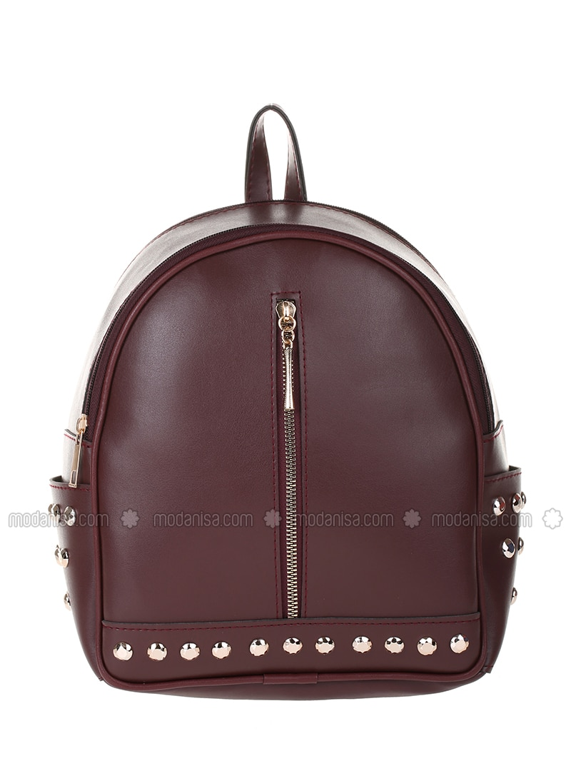 Maroon - Backpacks