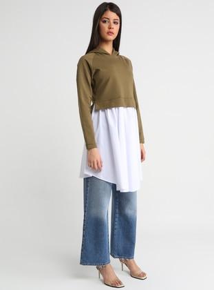 Khaki - Tunic