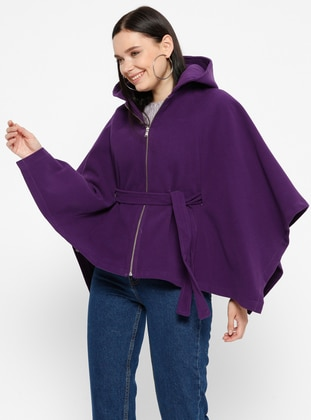 Purple - Unlined - Puffer Jackets