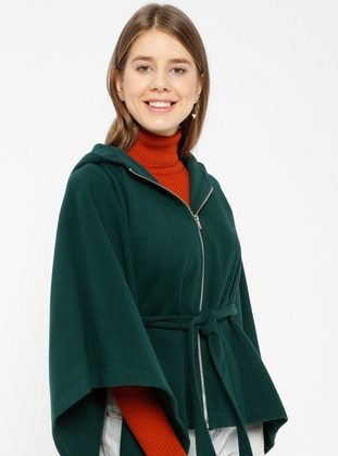 Green - Unlined - Puffer Jackets