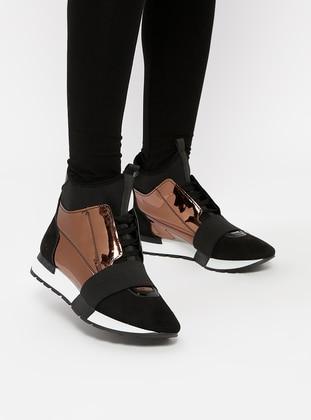 Spor Ayakkabı - Siyah - ROVIGO Ürün Resmi
