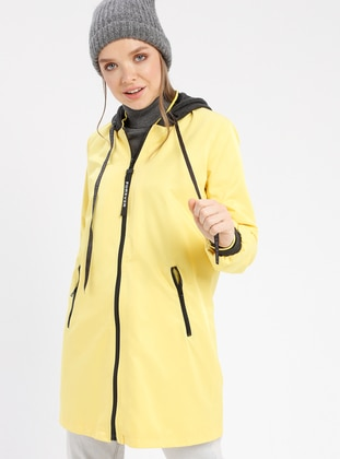 Yellow - Unlined - Jacket