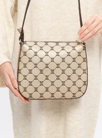 Gold - Shoulder Bags - Pierre Cardin