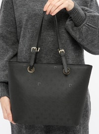 Black - Shoulder Bags - Pierre Cardin