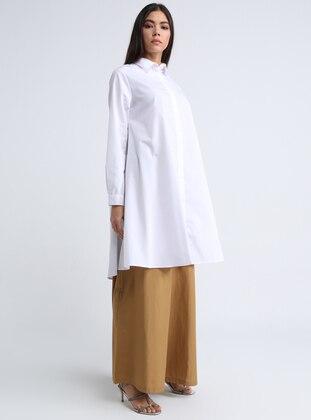 42b4b48c7 ملابس سفلي مقاس كبير للمحجبات - ملابس محجبات - Modanisa.com