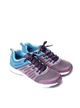 Purple - Turquoise - Sport - Shoes