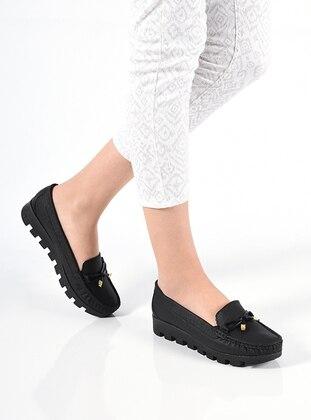 Ayakkabı - Siyah - 001 - Sapin Ürün Resmi