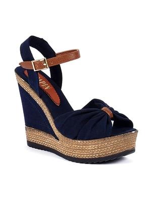 Sandalet - Lacivert - 501 - Sapin Ürün Resmi