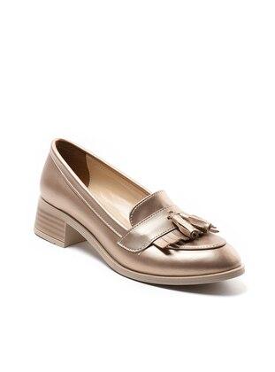 Ayakkabı - Altın - Sapin Ürün Resmi