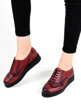 Ayakkabı - Bordo - Sapin Ürün Resmi