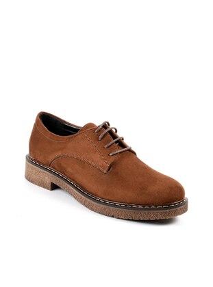 Ayakkabı - Taba Süet - Sapin Ürün Resmi
