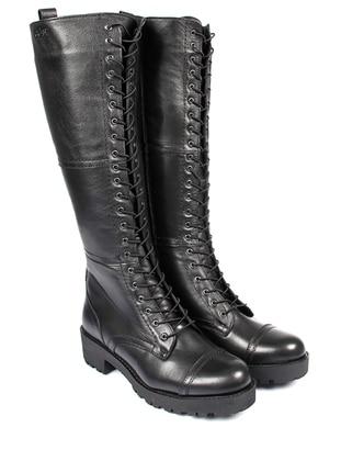 Çizme - Siyah - 001 - G.Ö.N Ürün Resmi