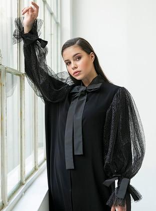Black - Abaya - ZEYYEN