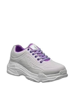 Renk Değiştiren Spor Ayakkabı - Mor - Pasomia Ürün Resmi