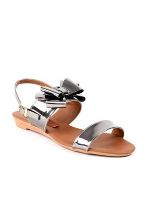 Sandalet - Platin - Sapin Ürün Resmi