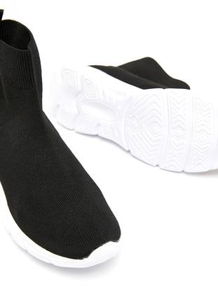 Spor Ayakkabı - Siyah - Koton Ürün Resmi