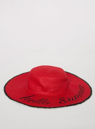 Red - Hats