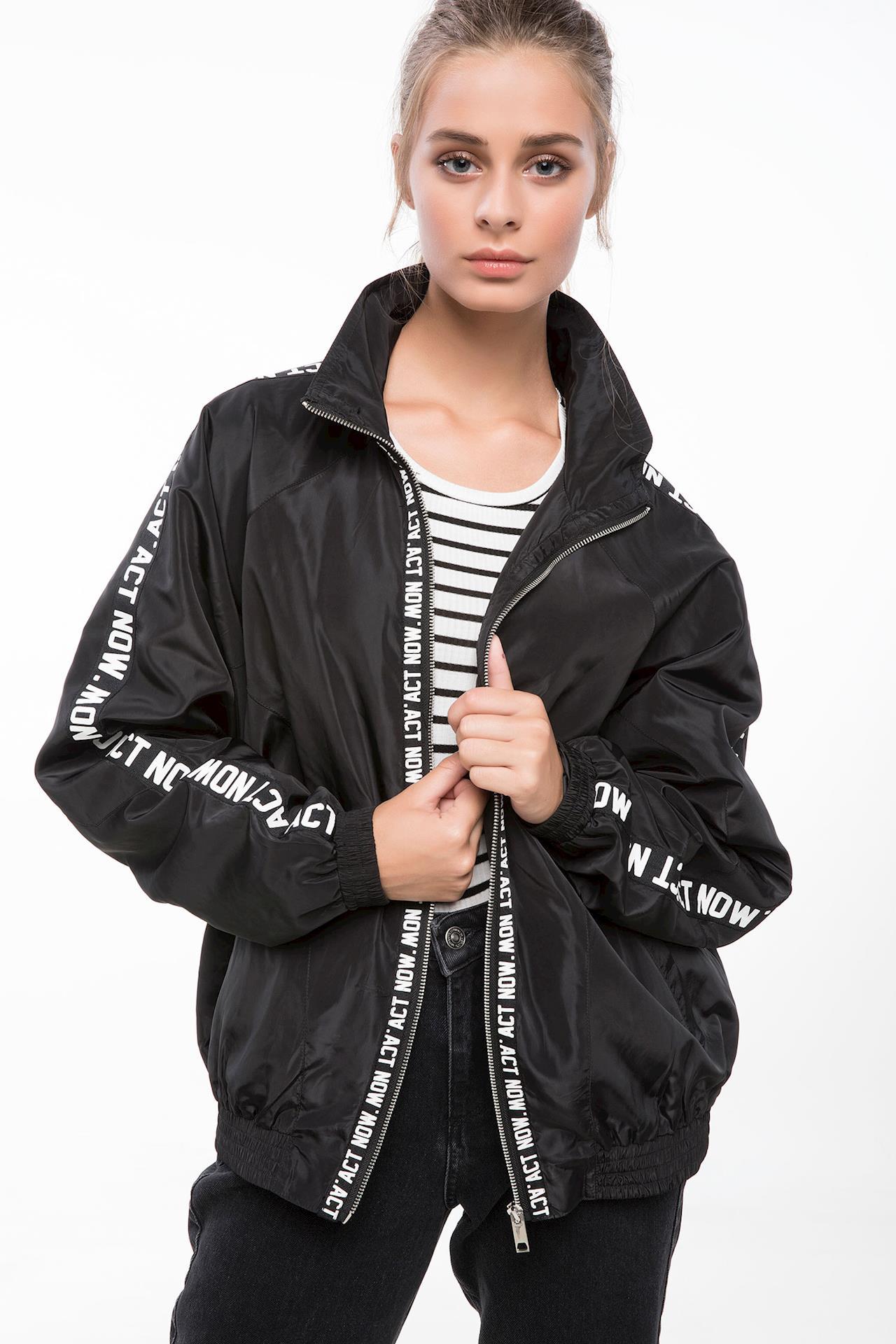 Puffer Jackets DeFacto Black