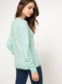 Turquoise - Jumper